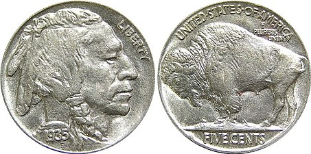 1935 Indian Head Buffalo Nickel.jpg