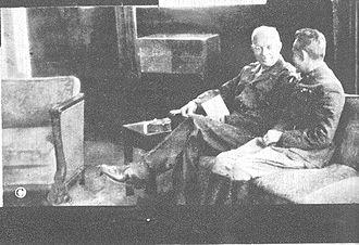 Sun Li-jen - Sun and Eisenhower in Europe in 1945