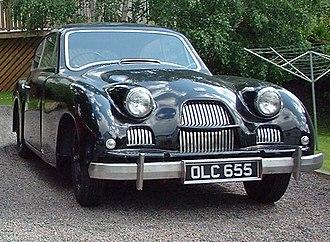 Allard - 1953 Allard P2 Monte Carlo