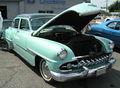 1954 DeSoto green sedan front.jpg
