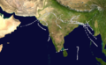 1961 North Indian Ocean cyclone season summary map.png
