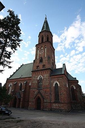 Sulechów - Holy Cross Church