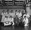 1964 Equipe du concours de carcasses chez Géo Cliché Jean Joseph Weber (cropped).jpg