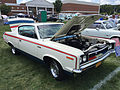 1970 AMC Rebel - The Machine - muscle car in white with RWB trim AMO 2015 meet 1of4.jpg