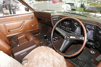 Ford Falcon (XB) - Interior
