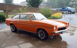 Subcompact car - 1973 Chevrolet Vega GT Hatchback