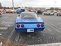 1980 Blue Chevy Corvette with 486 engine; Custom Rear.jpg
