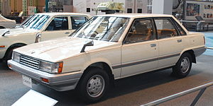 Toyota Camry - Camry ZX sedan (Japan; pre-facelift)
