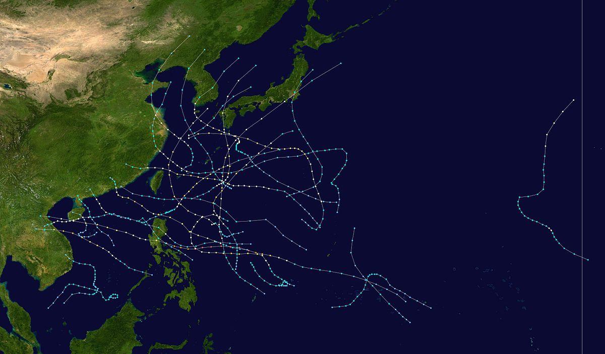2016 Pacific typhoon season - Wikipedia