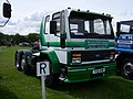1989 Ford Cargo 3828TS (F32 ASM) tractor unit, 2012 HCVS Tyne-Tees Run.jpg