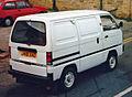 1991 Vauxhall Rascal van, rear.jpg