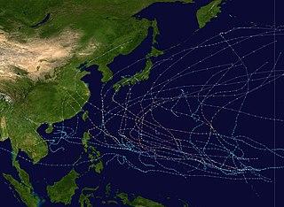 1997 Pacific typhoon season typhoon season in the Pacific Ocean