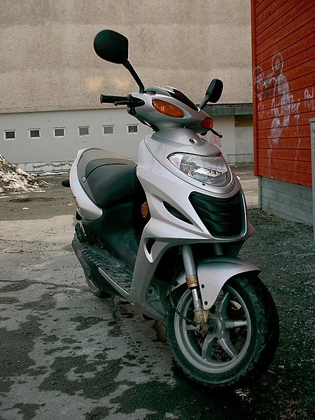 Used Suzuki Scooters For Sale