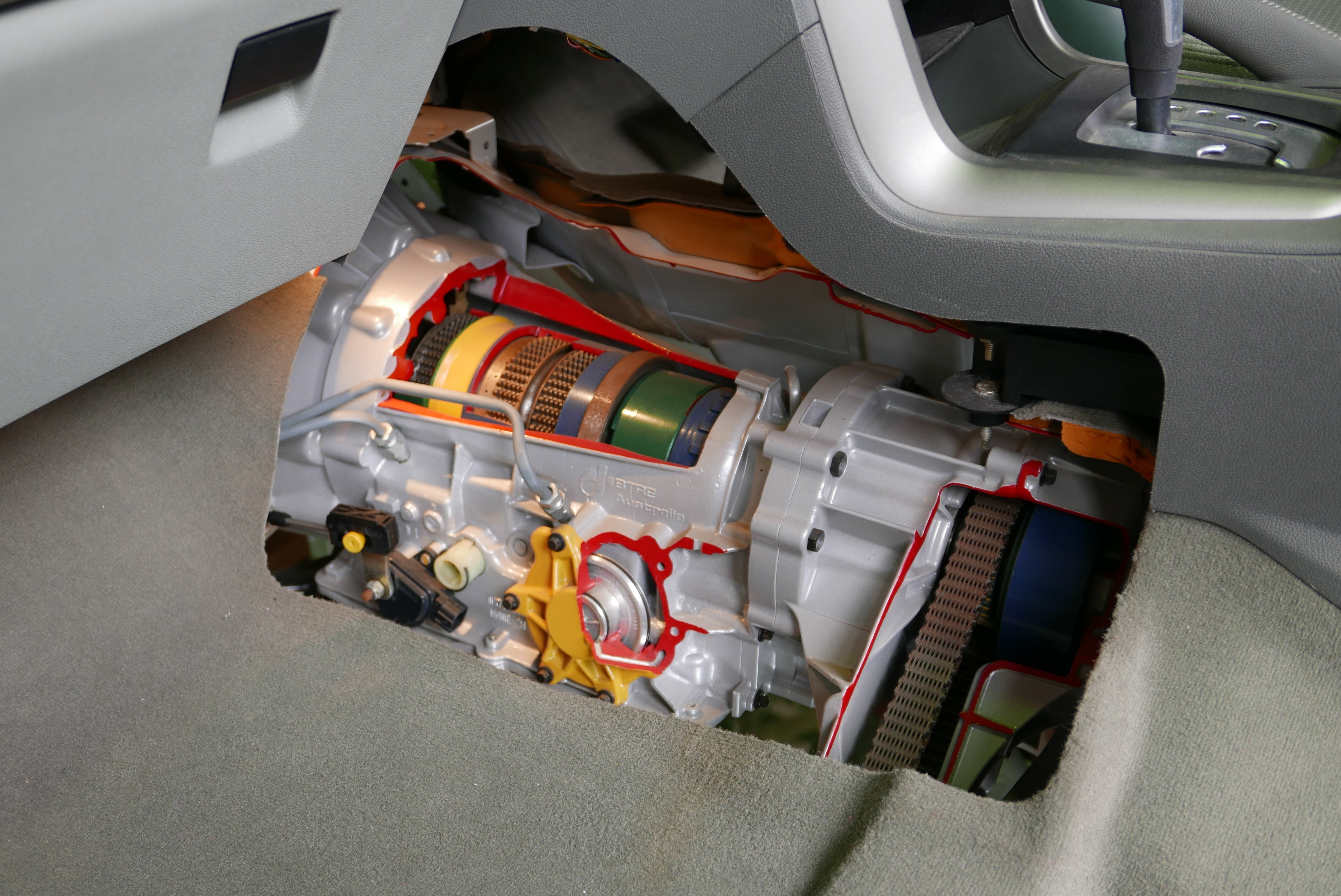 Automatic transmission - The complete information and online