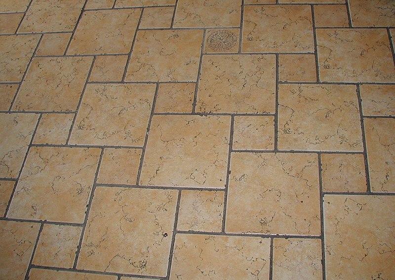 ceramic floor installation instructions