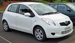 Toyota Yaris Wikipedia