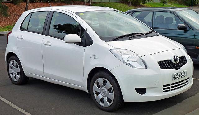 Yaris (XP90) - Toyota