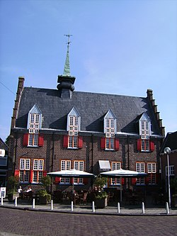 Former city hall of Tubbergen