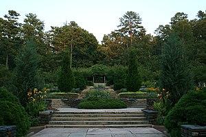 Sarah P. Duke Gardens - Image: 2008 07 15 Duke Gardens main terrace