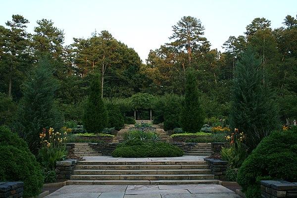 Blomquist garden duke gardens - Sarah P Duke Gardens