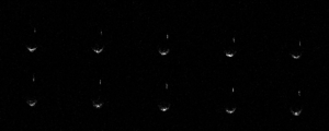 (410777) 2009 FD - Arecibo Observatory radar images of near-Earth asteroid 2009 FD