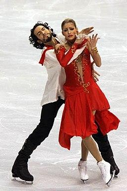 2009 World Championships Dance - Tanith BELBIN - Benjamin AGOSTO - 4884a
