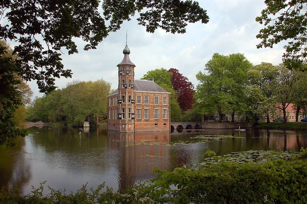 Kasteel Bouvigne au sud de Bréda (Pays-Bas).  (définition réelle 3008×2000)