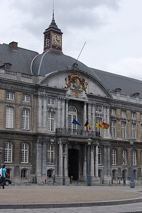 Image illustrative de l'article Palais des Princes-Évêques de Liège