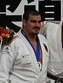 2010 World Judo Championships - +100kg podium cut.JPG