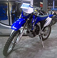 2010 Yamaha WR450F at 2009 Seattle International Motorcycle Show 2.jpg