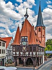 2011-07-05 Michelstadt Altes Rathaus.jpg