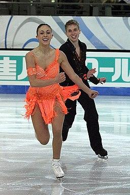 2011 Grand Prix Final Juniors Alexandra Aldridge Daniel Eaton