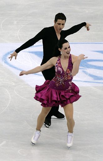 Figure skating - An example of ice dance costumes