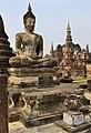 201312131137b HL ps Sukothai, Wat Mahathat.jpg
