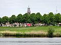 20140515 Zicht op Vollenhove3 vanaf de dijk langs Vollenhoverkanaal.jpg