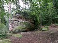 20140815015DR Karsdorf (Rabenau) Dippoldiswalder Heide am Einsiedlerstein.jpg