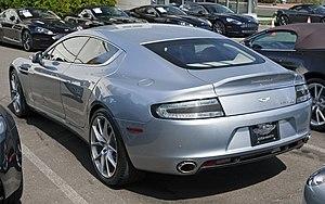 Aston Martin Rapide - Rapide S