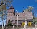 2014 Powiat wodzisławski, Łaziska, Kościół Wszystkich Świętych 10.jpg