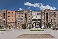 2014 Prowincja Szirak, Giumri, Budynki mieszkalne, Ulica Szahumiana (01).jpg