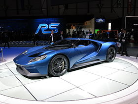 image illustrative de l'article Ford GT