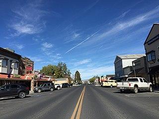 Yerington, Nevada City in Nevada, United States
