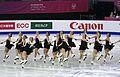 2015 Grand Prix of Figure Skating Final Team Haydenettes IMG 9049.JPG