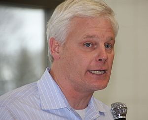 Paul Thissen - Thissen at Mayo High School in 2016