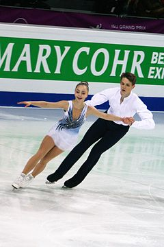 2016 Grand Prix of Figure Skating Final Aleksandra Boikova Dmitrii Kozlovskii IMG 3739.jpg
