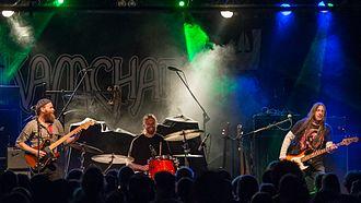 2016 in Swedish music - Kamchatka in 2016.
