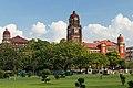 2016 Rangun, Dawny budynek Sądu Najwyższego (16).jpg