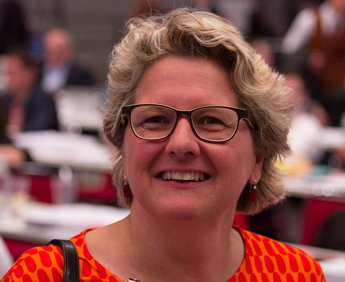 Svenja Schulze — Wikipédia
