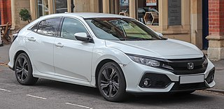 Honda Civic (tenth generation) Motor vehicle