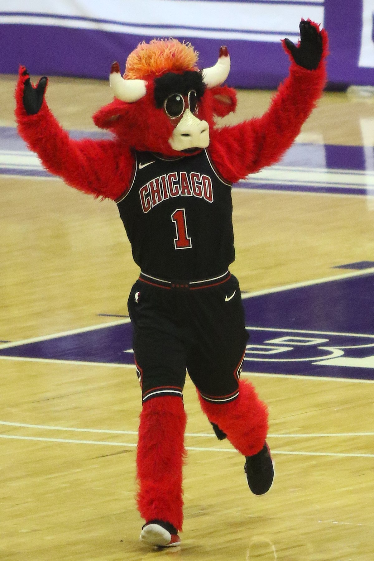 Benny The Bull Wikipedia