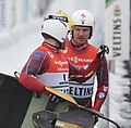 2019-01-26 Doubles at FIL World Luge Championships 2019 by Sandro Halank–022.jpg